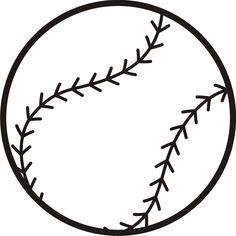 baseball clip art vector clip art online royalty free public rh pinterest com free baseball clipart images free baseball clip art border