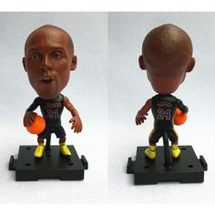 Basketball Player Kobe Bryant #24 Lakers 2.5inch Action Figure 3 color