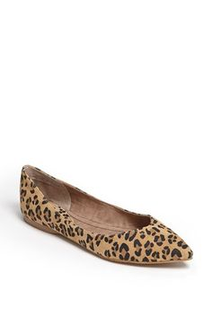 BP. 'Moveover' Pointy Toe Flat available at #Nordstrom