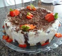Receita de Torta de sorvete com Bis e brigadeiro Bolos e tortas doces Archives - Página 35 de 152 - Show de Receitas