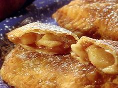 Fried pies.  You can use canned pie filling instead of cooking fruit