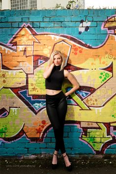 graffiti wall photoshoot - Google Search