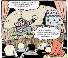 Özer Aydoğan karikatür mizah Peanuts Comics, Haha, Geek Stuff, Jokes, Cartoon, My Favorite Things, Funny, Anime, Fictional Characters