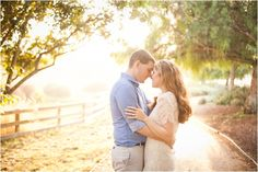 Romantic Laguna Niguel Engagement Session by Eyelet Images