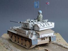 United Nations, Military Vehicles, Tanks, The Unit, Club, Firearms, Dioramas, Vehicles, Scale Model
