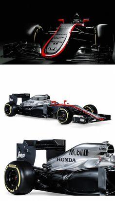 MP4/30 McLaren 2015.