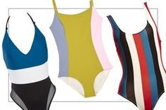 Swimsuits That Will Make You Ditch Your Bikini (Seriously) One Piece Swimsuits for Summer One Piece Swimsuit For Teens, Swimsuits For Teens, Plus Size Swimsuits, Cute Swimsuits, Cute Bikinis, Bikini Swimwear, Cute Teen Bathing Suits, Teen Vogue