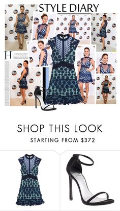 """""""2016 ABC TCA Summer All-Star Party~ Camilla Luddington"""" by snugget9530 ❤ liked on Polyvore featuring Grey's Anatomy, Disney, self-portrait and Stuart Weitzman"""