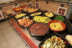 O turismo gastronômico de Bonito Mato grosso do Sul!