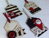 San Valentín - Valentine - Scrapbook  - Tags - Etiquetas - Hecho a mano - Handmade - Stylo Vintage