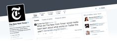 Don't try too hard to please Twitter — and other lessons from The New York Times' social media desk