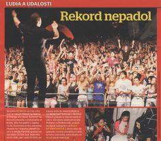 SLOVENKA - Rekord z letného festivalu.