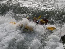 #Rafting im #Ahrntal