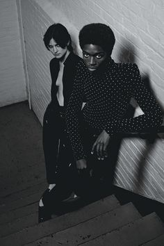 The Fall Collections Break Down the Boundaries Between Men's and Women's Fashion Photos | W Magazine