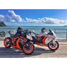 #mulpix Shame KTM have stopped making these  #RC8 bikes!DOUBLE TAP!  #universalbikers @nurse_ellie_rides  @BWAutomotive @rsvfour -----------------------  #bikelife  #sportbike  #motorcycle  #biker   #kawasaki  #honda  #suzuki  #aprilia  #ducati  #zx10r  #gsxr  #panigale  #r1  #love  #motogp