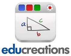 Educational Technology and Mobile Learning: 6 Great Apps to Turn your iPad into Collaborative Whiteboard. LOVE the educreations app! Interaktives Whiteboard, Mobile Whiteboard, Ipad Apps, Apps For Teachers, Teacher Apps, Teacher Blogs, Flipped Classroom, Classroom Ideas, Classroom App
