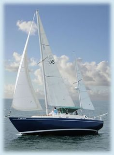 Ryan Rayfield, captain/owner, offers sailing charters in Orange Beach.