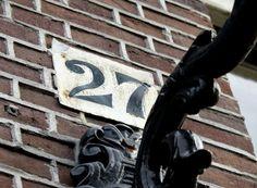 . Number 27, Lucky Number, Boy Birthday, Birthday Ideas, Brick, Doors, Architecture, Arquitetura, Bricks