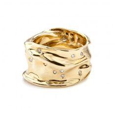 Ippolita: Diamond Crush Ring