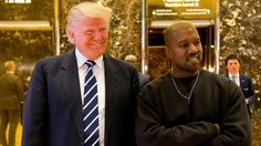 Kanye West realizes no one man should have all that power deletes Trump tweets