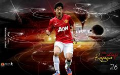 Kagawa Manchester United 2012-2013 HD Best Wallpapers