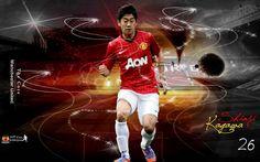 Kagawa Manchester United 2012-2013 HD Best Wallpapers
