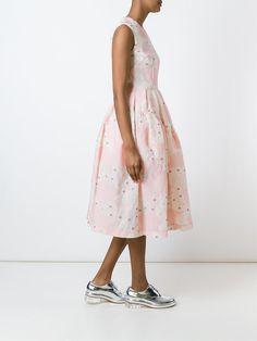#simonerocha #dress #floral #pink #pastel #women #fashion www.jofre.eu