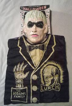 Addams Family - Lurch costume