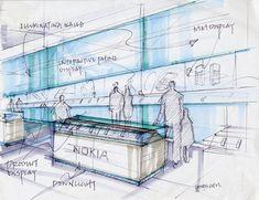 Environmental Retail Brand Experience Design by James Chu at Coroflot.com
