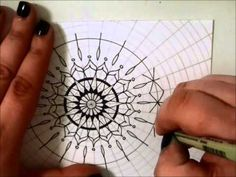 Overlapping Mandalas - Superfast - YouTube