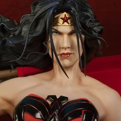 Wonder Woman - Red Son Collectible