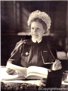 """Ms Barbara Tyler - """"Assistant Matron-in-Charge at St. Thomas' Hydestile (Godalming, Surrey), when the hospital was moved out of London during the Blitz of 1941. She was one of the team of three nurses who nursed KING GEORGE VI, father of present QUEEN), at Buckingham Palace prior to his death in 1952"""". See: https://pinterest.com/pin/287386019950442211/"""