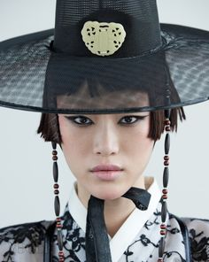 NEW KOREAN FACES | Vogue.com
