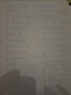 My notices about my TV Formats from 2009 Petia Ganeva Me Tv, Math Equations