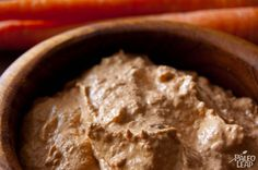 Red Pepper Dip | Paleo Leap
