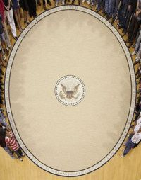oval office decor house s history white house s obama rug carpet oval office inspirational