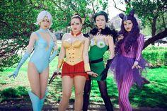 Spectre sisters by Yalga-cosplay