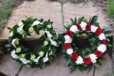 Personal Funeral Wreaths