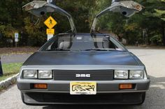 A DeLorean Motor Club on Long Island unites fans of the famous car from 'Back to the Future'