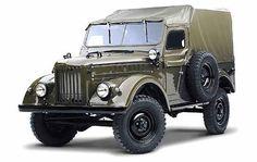 Gaz 1969   ☛ ۞  121° https://de.pinterest.com/skratdanceclub/gaz-69-4-x-4-jeep/