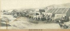 Dillon, Mt in 1880