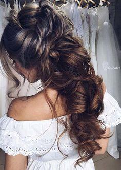 Укладка на длинные волосы   Фото   Красивая укладка в домашних условиях   Журнал Cosmopolitan