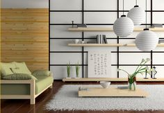 Modern Japanese Furniture .