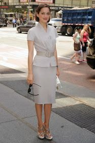 The Belle Of A Boulevard | Life and Style Blog: TBOAB Style Icon: Marion Cotillard