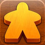 Carcassonne ... play the board and app version with my son