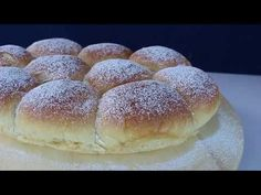 Channel dedicated to all people who want to learn how to cook or improve their culinary skills. Donuts, Mexican Bread, Pan Relleno, Sweet Dough, Pan Bread, Pastry And Bakery, St Patricks Day Food, Sweet Little Things, Recipes