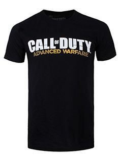 T-shirt 'Call of Duty: Advanced Warfare' noir - Taille L [Importación Francesa] #camiseta #realidadaumentada #ideas #regalo