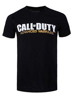 T-shirt 'Call of Duty: Advanced Warfare' noir - Taille L [Importación Francesa] #camiseta #realidadaumentada #ideas #regalo