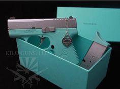 Tiffany co/ Kahn handgun... Yes please