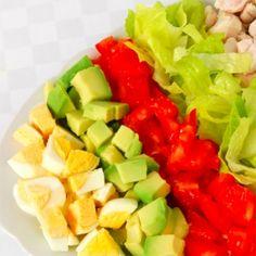 Clean Eating Cobb Salad